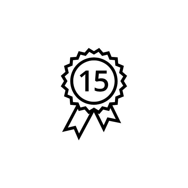 Estensione di garanzia SMA Active Gruppo di prezzo 16 15 anni