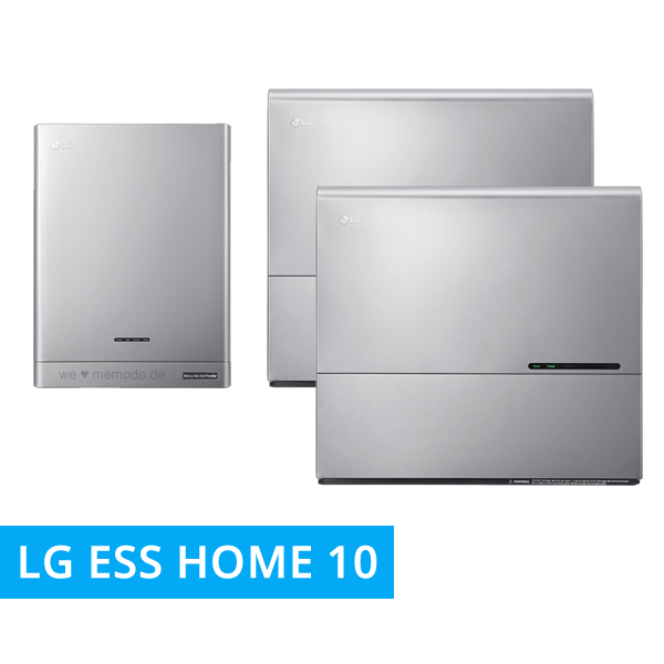 LG Electronics ESS Home 10 mit 14 kWh Speicher