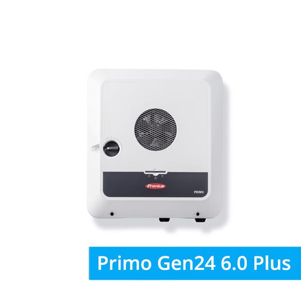 Fronius Primo Gen24 6.0 Plus