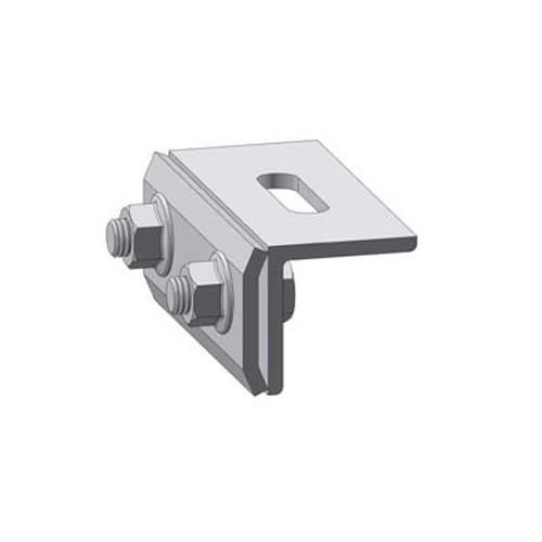 Alumero metal folding clamp V2A