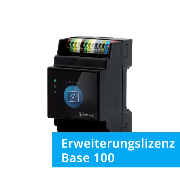 Solar-Log Base 100 upgrade licence - 250 kWp