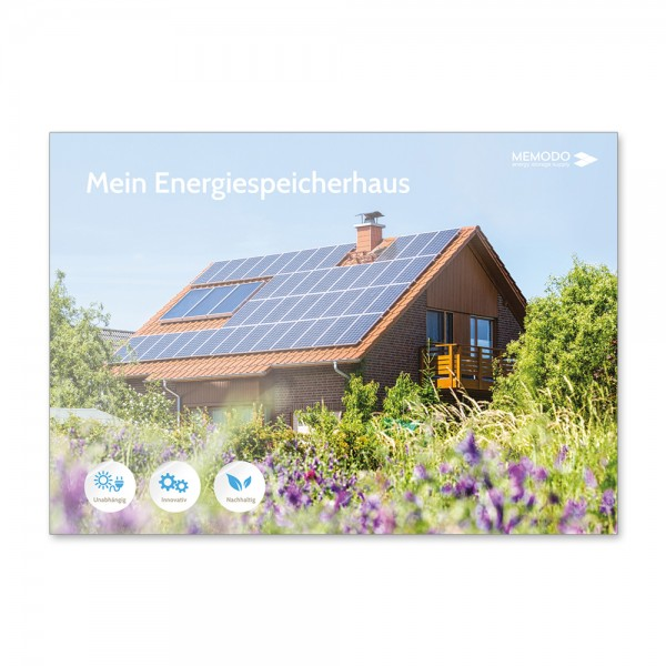 Memodo - brochure vendita (200 pezzi)