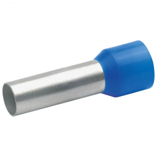 Aderendhülsen, Klauke, isoliert, 18mm, 16mm²