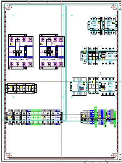 Enwitec Umschalteinrichtung SMA 3-phasig, 86 kW Sunny Island
