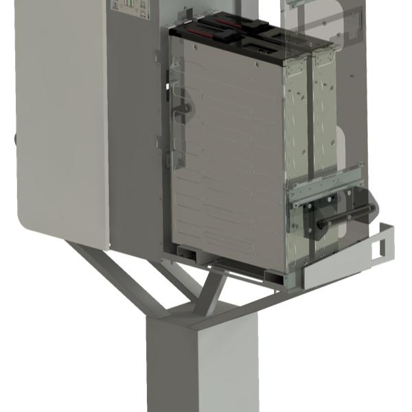 E3/DC Batteriemodul 5.0 kWh mit Anschluss-Kit