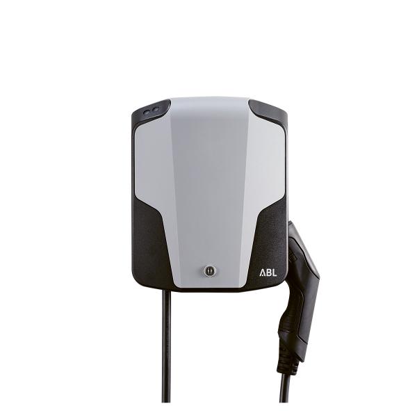 ABL eMH1 11 kW mit Kabel Typ2 inkl. FI