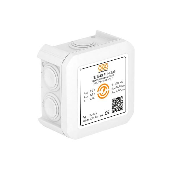 OBO Tele-Defender, for VDSL connection