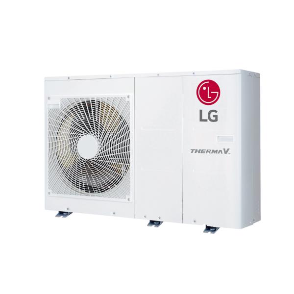 LG THERMA V R32 Monobloc S Luft/Wasser-Wärmepumpe 5,5 kW