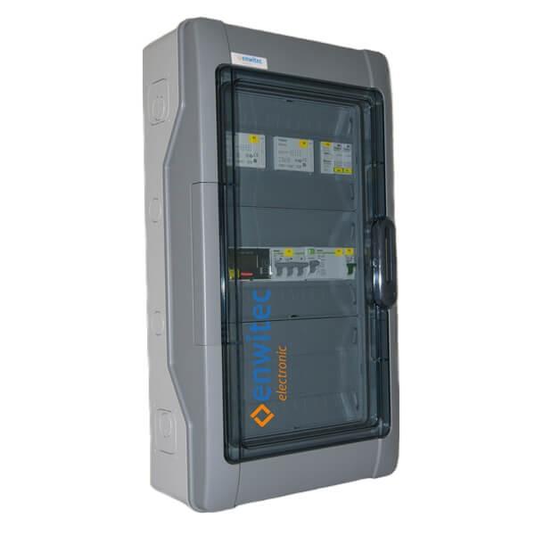 Enwitec Umschalteinrichtung Fronius Symo Hybrid / Gen24, inkl. Smart Meter, AT