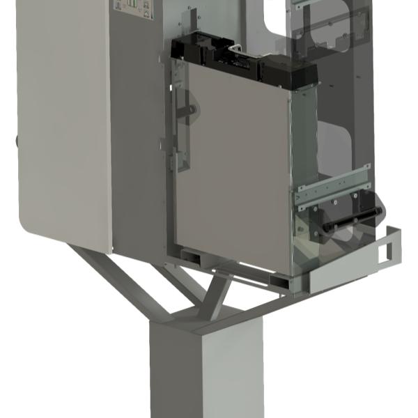 Bateriový panel E3/DC 6.5 kWh, krátký připojovací kabel