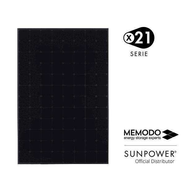 SunPower X21-335 Black