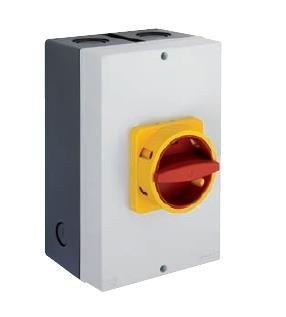 Trennschalter DC, 2 MPP Tracker 15 Ampere