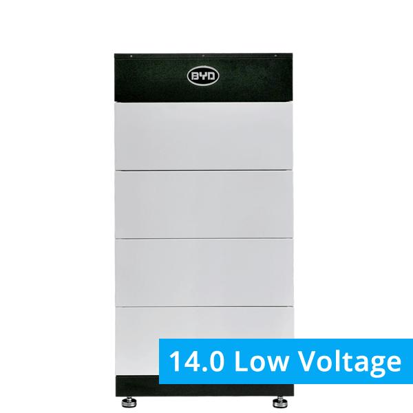 Nachrüstung BYD Battery-Box Low Voltage BCU