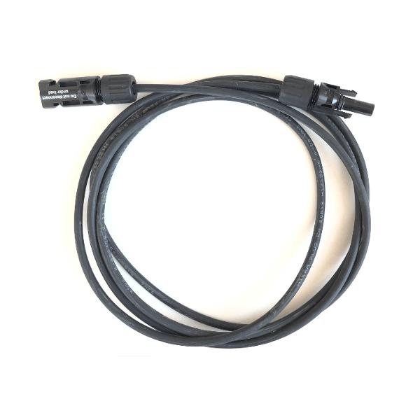 Prodloužení solárního kabelu MC4 8 m