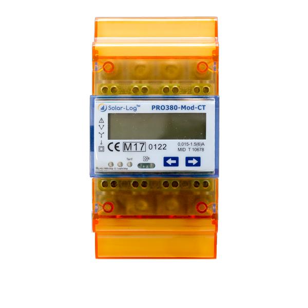 Solar-Log Pro 380 CT für Wandlermessung