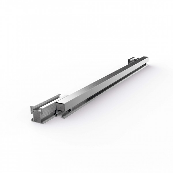 Mounting Systems telescopic rail end piece 6/40 CS, 720-0059