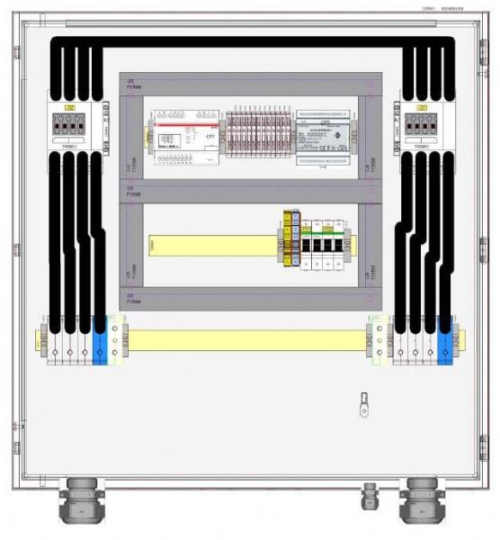 HIS NA-Schutz HNA-077-0-B001 / 77 kVA 110A