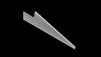 PMT EVO 2.0 Seitendeckel rechts, Ost/West 10°, 52215-1392
