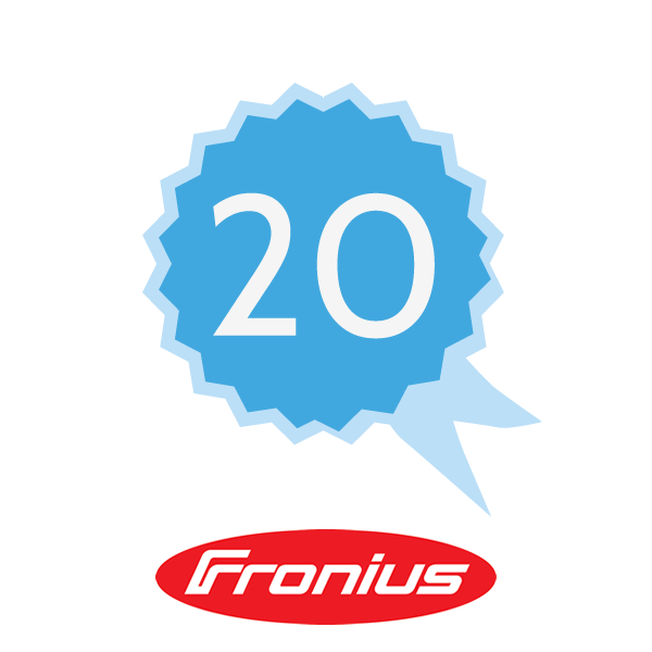 Fronius Garantieverlängerung Plus 20 J K1