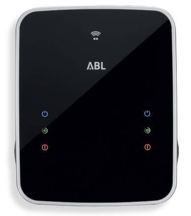 ABL eMH3 TWIN Master+ 22 kW incl. backend basic