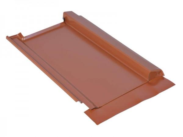 Marzari Metalldachplatte Typ Grande 290, rot