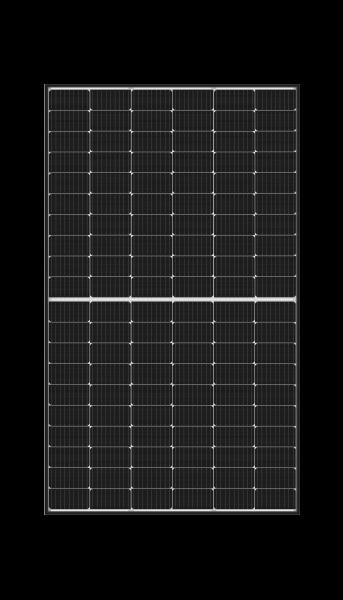 LONGi 60HIH-370M, black frame