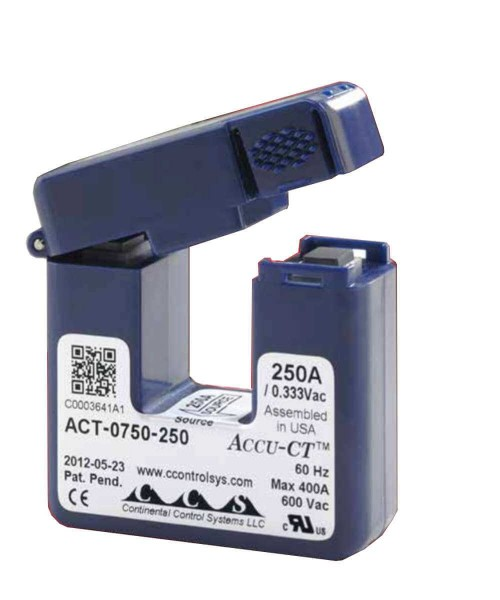 SolarEdge current sensor type 2000A SE-CTB-4X4-2000
