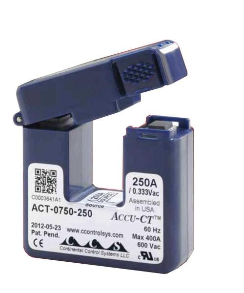 SolarEdge Stromsensor Typ 2000A SE-CTB-4X4-2000