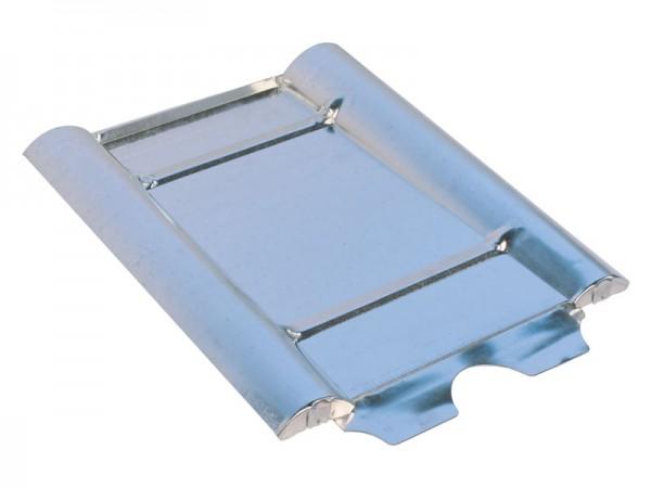 Marzari Metalldachplatte Typ Beton, verzinkt