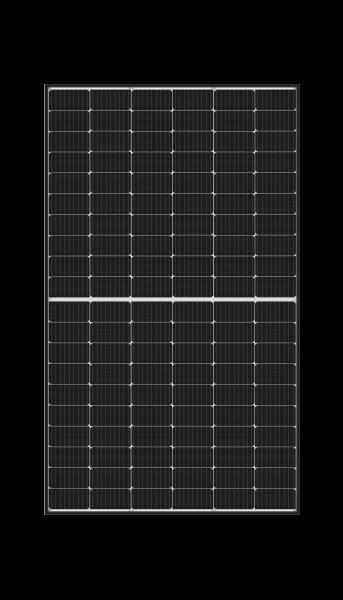 LONGi 60HIH-375M, black frame