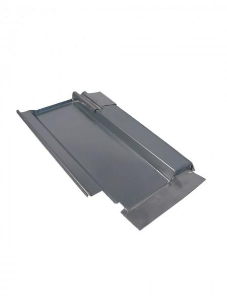 Marzari Metalldachplatte Typ Grande 2858, verzinkt