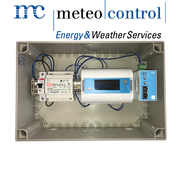 meteocontrol Commercial > 100 kWp - Ethernet