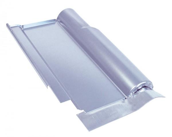 Marzari Metalldachplatte Typ Grande 310 lang, schwarz-grau