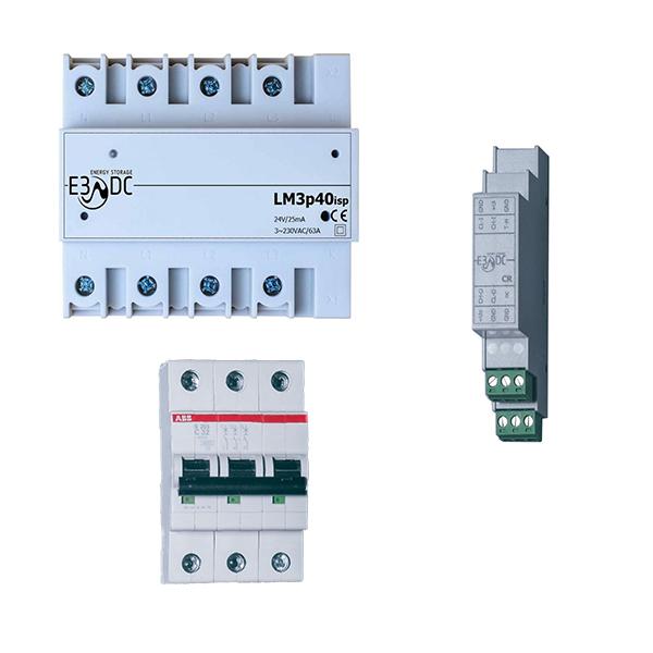 E3/DC - Zusatz-WR Anschluss-Set für Fremdhersteller