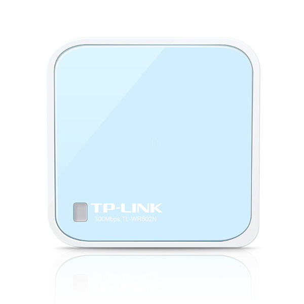 TP-Link WLAN on network nano adapter