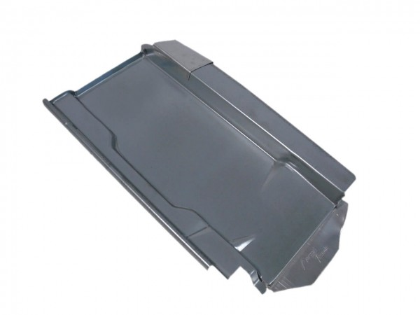 Marzari metal roof plate type Clay 260 Z, galvanised