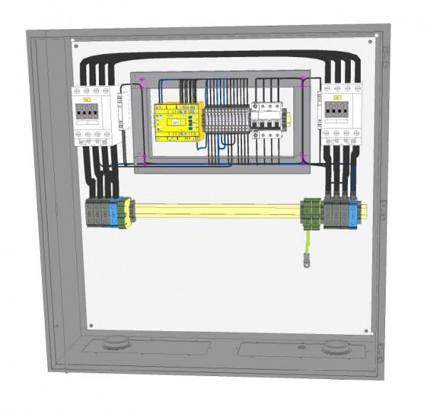 NA-Schutz HNA-061-0-0001 / 61 kVA 88A