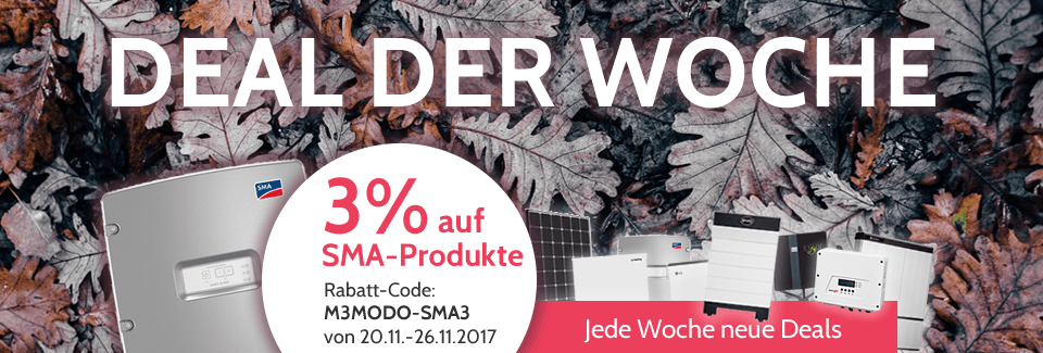 memodo-deal-der-woche-SMA-kw47