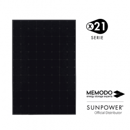 SunPower X21-335 Black