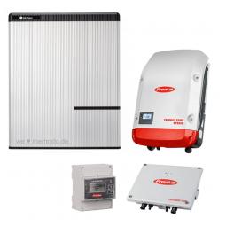 LG Chem Resu 10H & Fronius Symo Hybrid 4.0-3-S & Fronius Checkbox