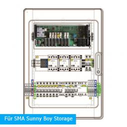 Enwitec Umschalteinrichtung SMA Sunny Boy Storage, 20 kW