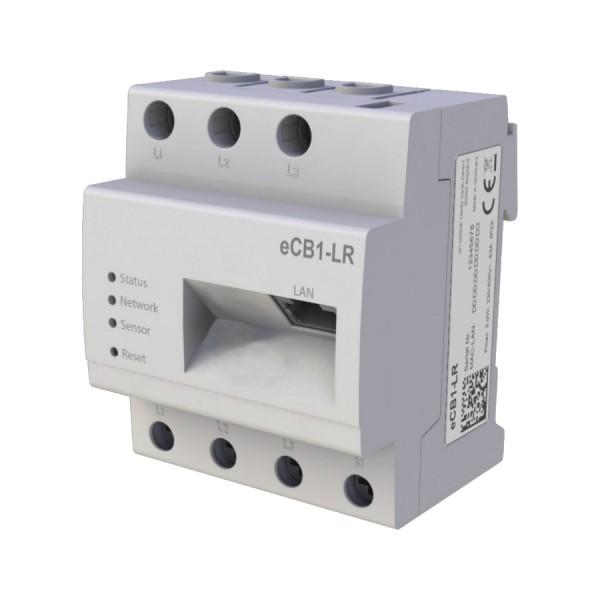 Smartmeter Hardy Barth eCB1LR-PV Mess-und-Steuereinheit LAN