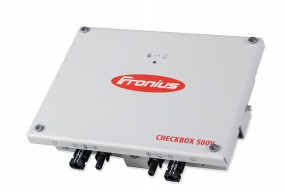 Fronius Checkbox für LG Chem Resu H