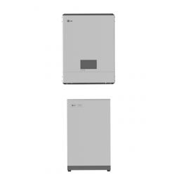 LG Electronics, ESS Energiespeichersystem inkl. Zähler