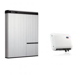 LG Resu 10H & SMA SB Storage 2.5
