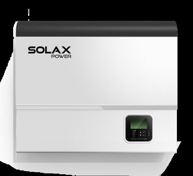 SolaX SU3000E Hybrid Series G2