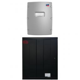 BYD Battery-Box Pro 13.8 mit SMA SI 6.0H-12 Paket