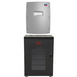 BYD Battery-Box Pro 5.0 mit SMA SI 4.4M-12 Paket Neu