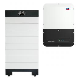 BYD Battery-Box H 10.2 Hochvolt mit SMA SBS 3.7
