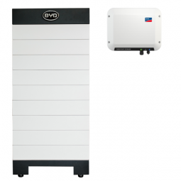 BYD Hochvolt B-BOX-H10 mit SMA SBS 2.5